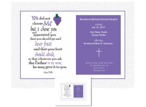 Clergy Ordination Gift - I Chose You