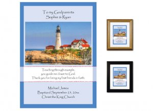 Gift for Godparents - Guidance (Lighthouse 2)