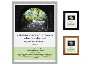 Teacher Appreciation Gift - Start Children Off (Central Park)