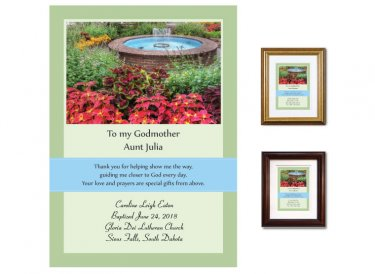 Gift for Godmother - Fountain