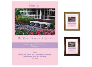 Friendship Gift - Garden