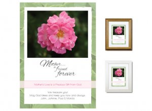 Personalized Keepsake for Mother - Friend Forever