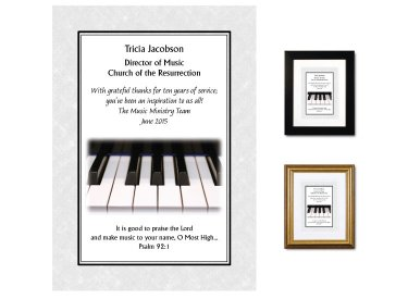 theme for musician appreciation | just b.CAUSE