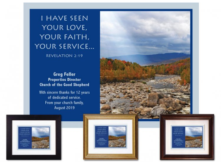 Service Appreciation - I Have Seen Your Love - Click Image to Close