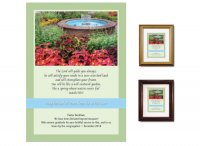 Pastor Appreciation Gift - Well Watered Garden