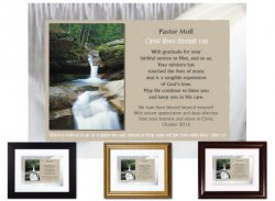 Pastor Appreciation - Christ Flows Through You