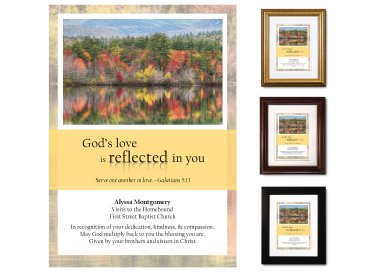 Service Appreciation - Reflected in You