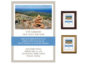 Gift for Godparents - Guidance (Cairn)