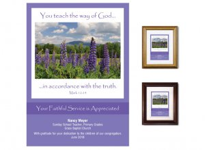 Teacher Appreciation Gift - You Teach
