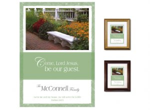 Gifts for House & Home - Be Our Guest (Bench)