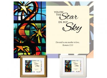 Sweetest Day Gift - Star in My Sky