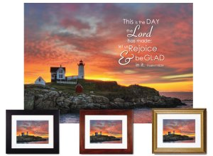 Gifts for House & Home - Let Us Rejoice/Nubble Light