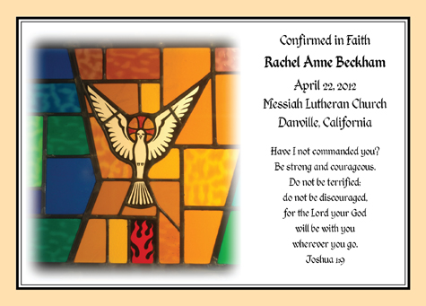 Personalized Confirmation Gifts – The Christian Gift
