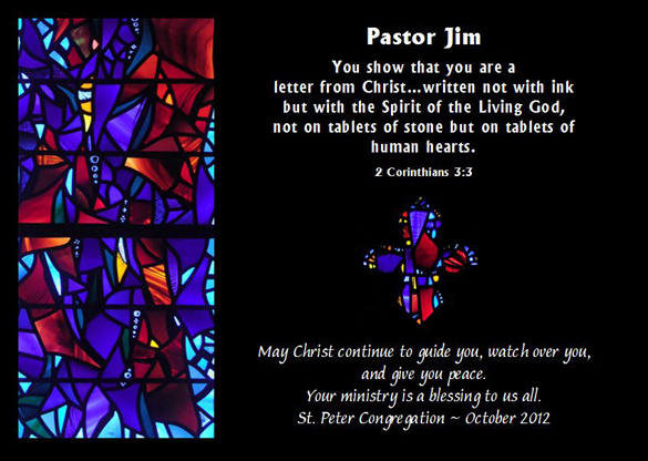 Related Pictures pastor appreciation letter sample free