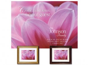 Gifts for House & Home - Be Our Guest (Dahlia)