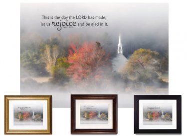 Gifts for House & Home - Let Us Rejoice/Little White Church
