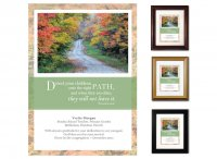 Teacher Appreciation Gift - The Right Path
