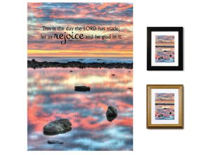 Gifts for House & Home - Let Us Rejoice/Tidal Pool
